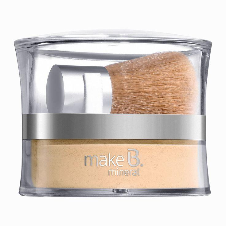 Base Make B. Mineral Base em Pó - Veja a resenha do produto no nosso site. #ficadica #dicadeproduto #produtotop #brandlovers #beauty #beautyblender #tendência #sucesso  #boticario #base #pó #make #baseempó