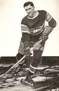 Ice Hockey History: Death of Sylvio Mantha  August 7, 1974 - Sylvio Mantha was a Canadian professional ice hockey player who played fourteen seasons in the National Hockey League for the Montreal Canadiens and Boston Bruins. He was inducted into the Hockey Hall of Fame in 1960, and died in Montreal.  keepinitrealsports.tumblr.com  pinterest.com/mysterkeepinit  keepinitrealsports.wordpress.com  facebook.com/pages/KeepinitRealSports/250933458354216  Mobile- m.keepinitrealsports.com