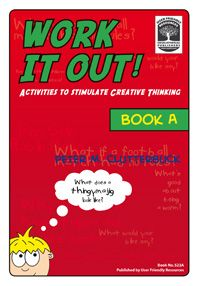 Teacher and best selling author Peter Clutterbuck's Work it Out! is a 4 book series for junior English classes that promotes thinking skills using Bloom's Taxonomy. Students will use prediction, make comparison, state points of views, make decisions and choices, brainstorm, and problem solve. Never run out of ideas for engaging learners in lively discussions and debates!