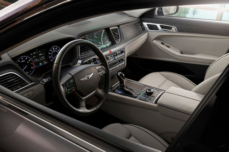 The All-New 2015 Hyundai Genesis #ThisIsNext #Mungenast