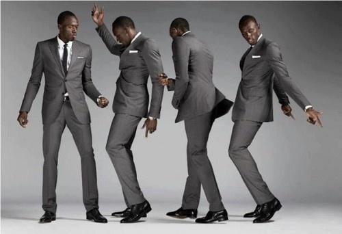 Usain Bolt. Stylin...