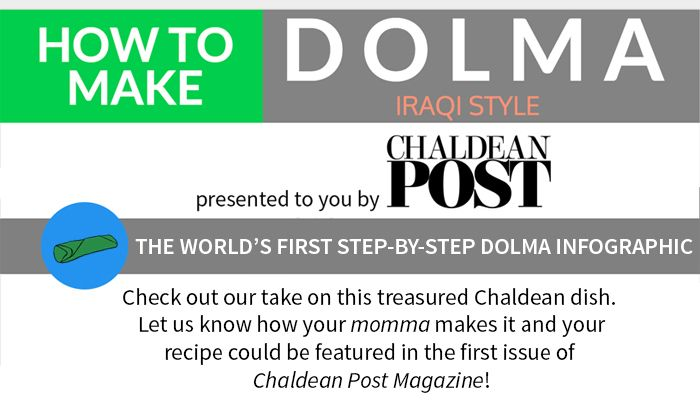 HOW TO MAKE DOLMA. An authentic chaldean recipe!