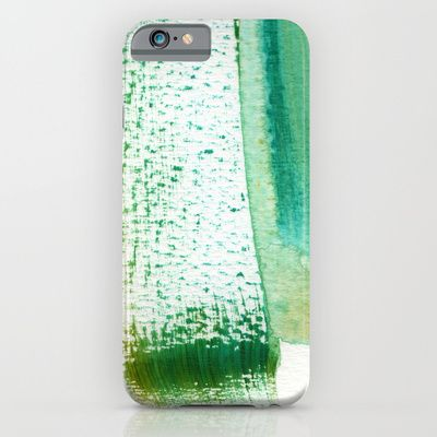 Green Obsession iPhone & iPod Case by Alina Sevchenko - $35.00