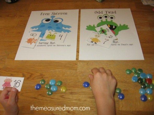 Проверить это гигантские облавы бесплатные математические действия монстра для детей от дошкольного-1 класс!
