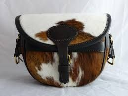 Image result for cowhide accessories