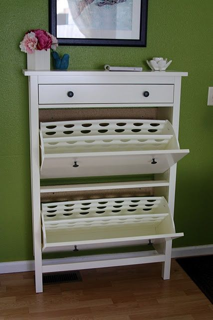 ikea shoe organizer $139. For the mudroom?