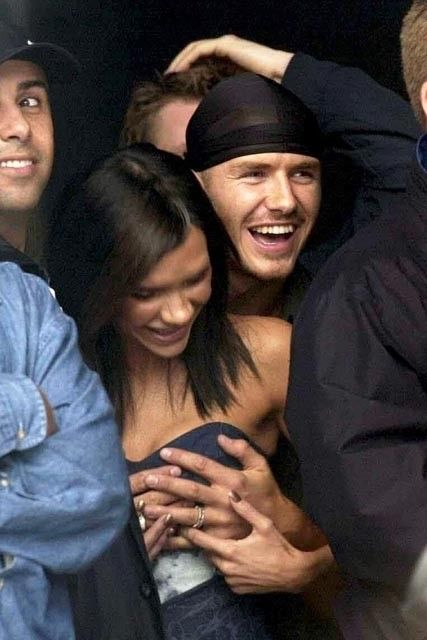 David and Victoria Beckham: Relationship in Pictures
