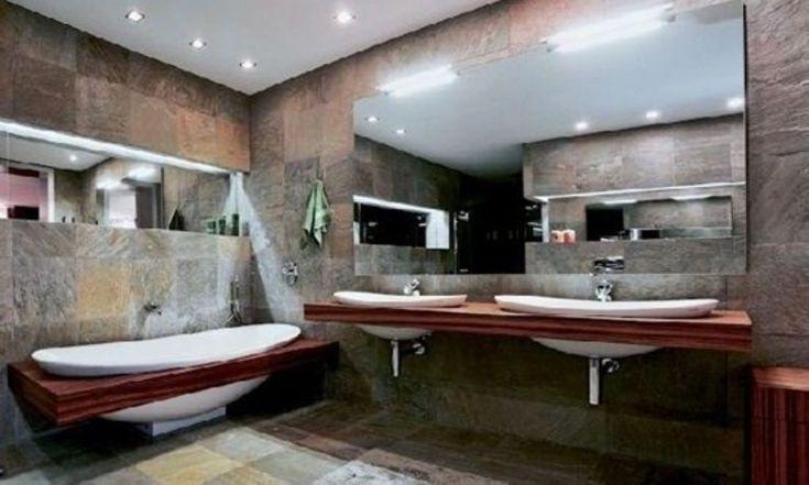 Nice 44 Glamorous Vintage Bathroom Design https://toparchitecture.net/2017/10/31/44-glamorous-vintage-bathroom-design/