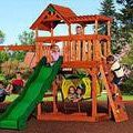 10 Best Wooden Swing Sets for Your Backyard: Backyard Discovery Arizona Cedar Wooden Swing Set