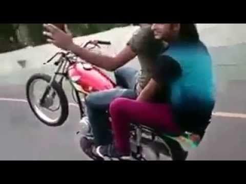 Entertainment   Bike Wheeling in Lahore