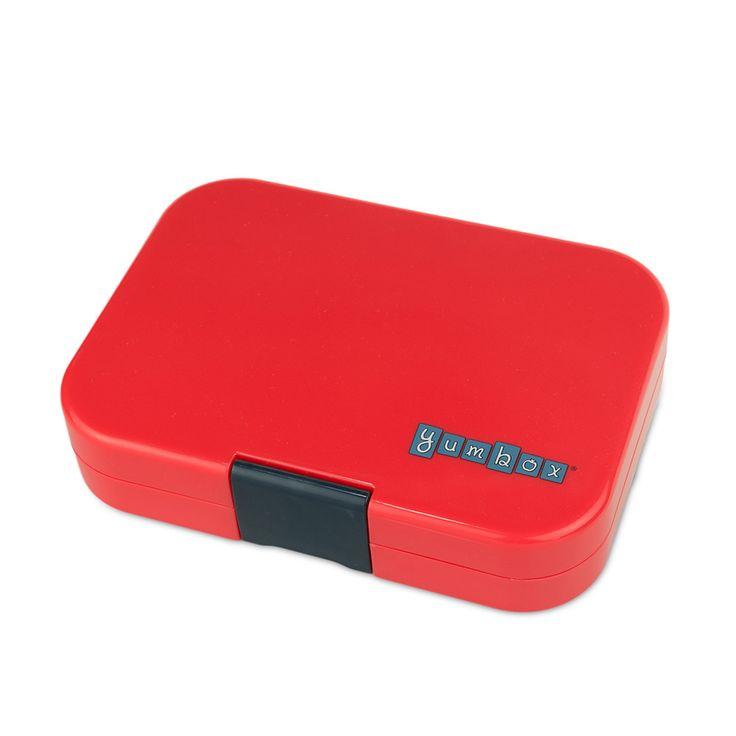 Yumbox Klassische Lunchbox - Raketen-Rot Kaufen | Amara