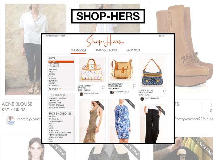how to buy and sell clothes online