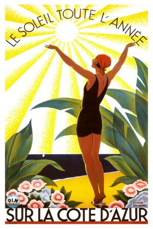 192 Best Images About Beach Travel Posters On Pinterest