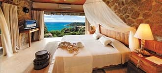 The Seychelles...Luxury at it's best!