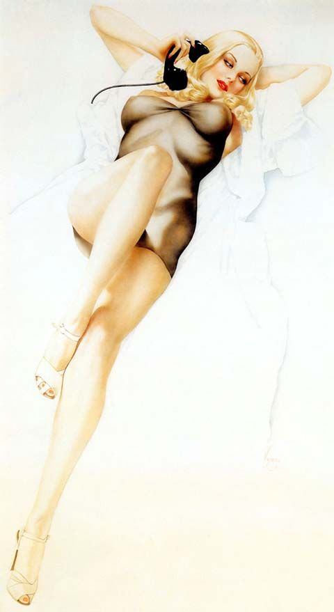 Pin Up Pop Art | Alberto Vargas | Pinup Girl  http://thepinuppodcast.com features pinup models and pin up photographers.