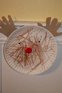 the chirping moms: 15 Holiday Crafts for Kids