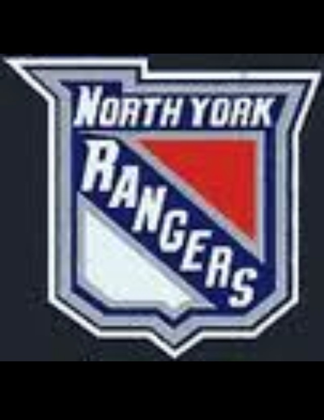 My hockey organization #NYR