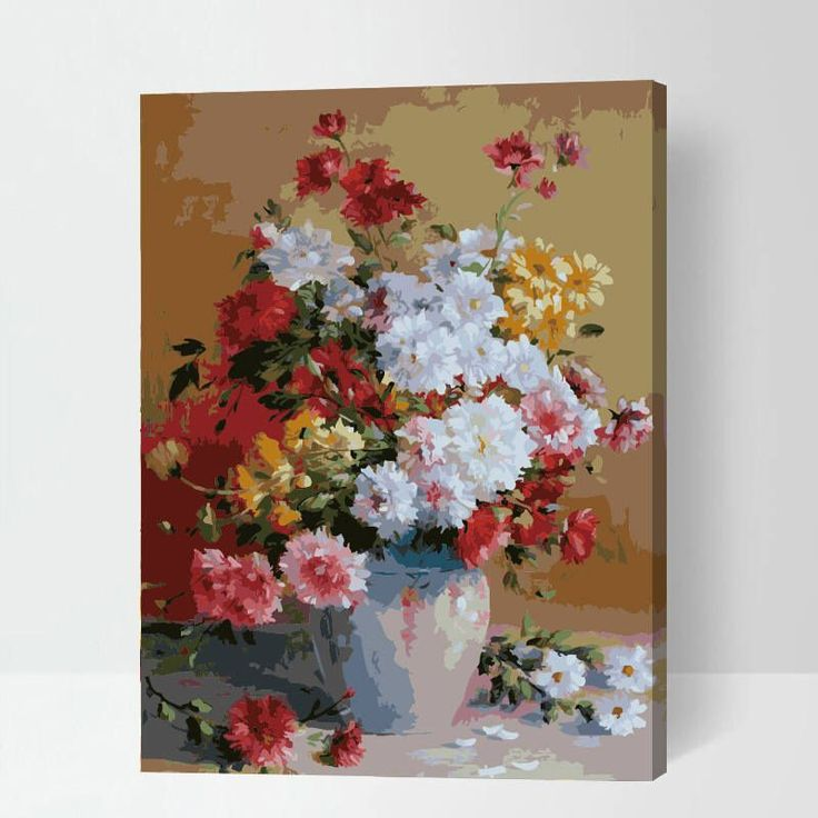 Bouquet Flowers Painting/ Abstract acrylic Flowers painting on Canvas/ abstract Flowers art/ Flowers Drawing/ bunch of flowers by ColourLifeFinds on Etsy https://www.etsy.com/au/listing/559442891/bouquet-flowers-painting-abstract