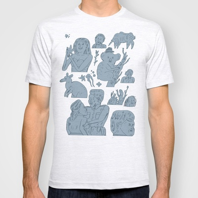 pokpok T-shirt by Jon Boam - $18.00