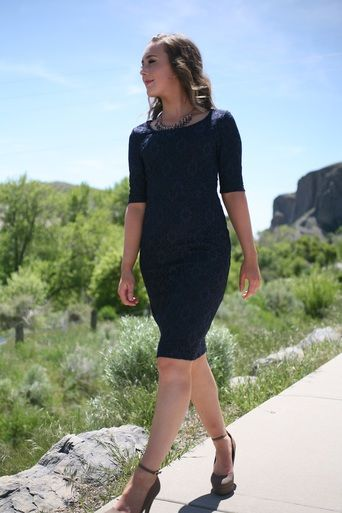 Love the June dress!