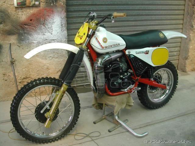 Montesa Cappra 414 VG 1981