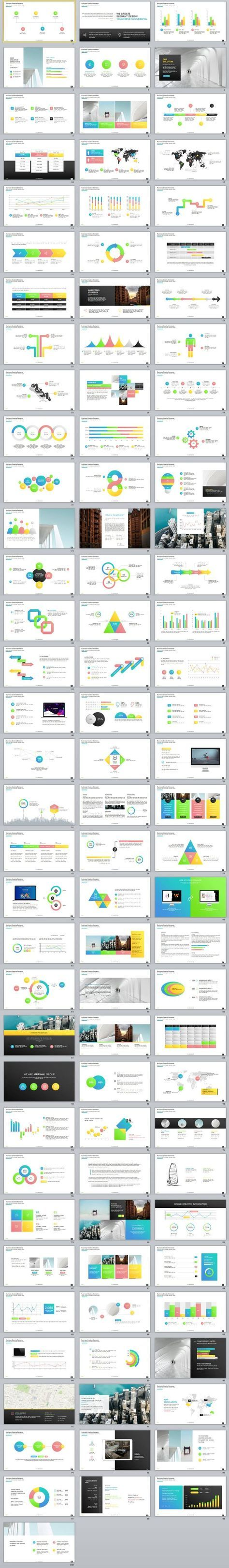 Best 25 powerpoint presentation themes ideas on pinterest ppt 100 best multicolor infographics charts powerpoint template powerpoint templates presentation animation toneelgroepblik Image collections
