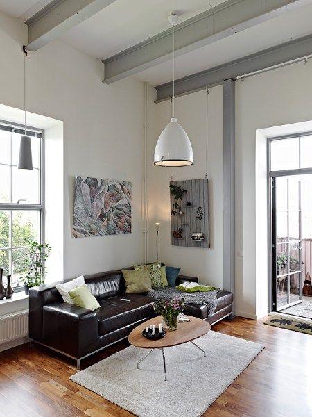 Como aprovechar el espacio en un piso de techos altos for Cocinas pequenas como aprovechar el espacio