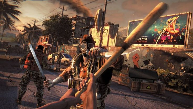 Dying Light's 'Zombiefest' event returns for a third time