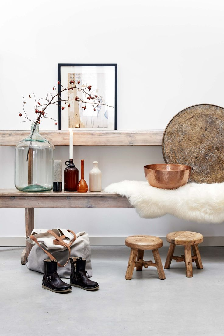 sfeervolle materialen | cosy materials | Fotograaf James Stokes | Styling Judith Dekker | Bron: vtwonen december 2013