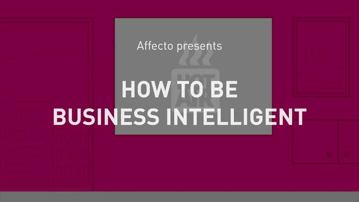 Affecto - How to Be Business Intelligent on Vimeo. More at http://www.whatwedo.dk/?case=Affecto_Business_Intelligence #animate #viralanimation