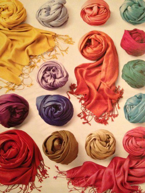 Beautiful colors! #hijab
