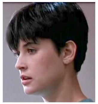 Demi Moore Ghost Hairstyle   Google Search | Quotes | Pinterest | Google,  Short Hair And Searching