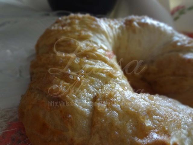 Luisa Alexandra: Pão Brioche • Preparados de Farinha