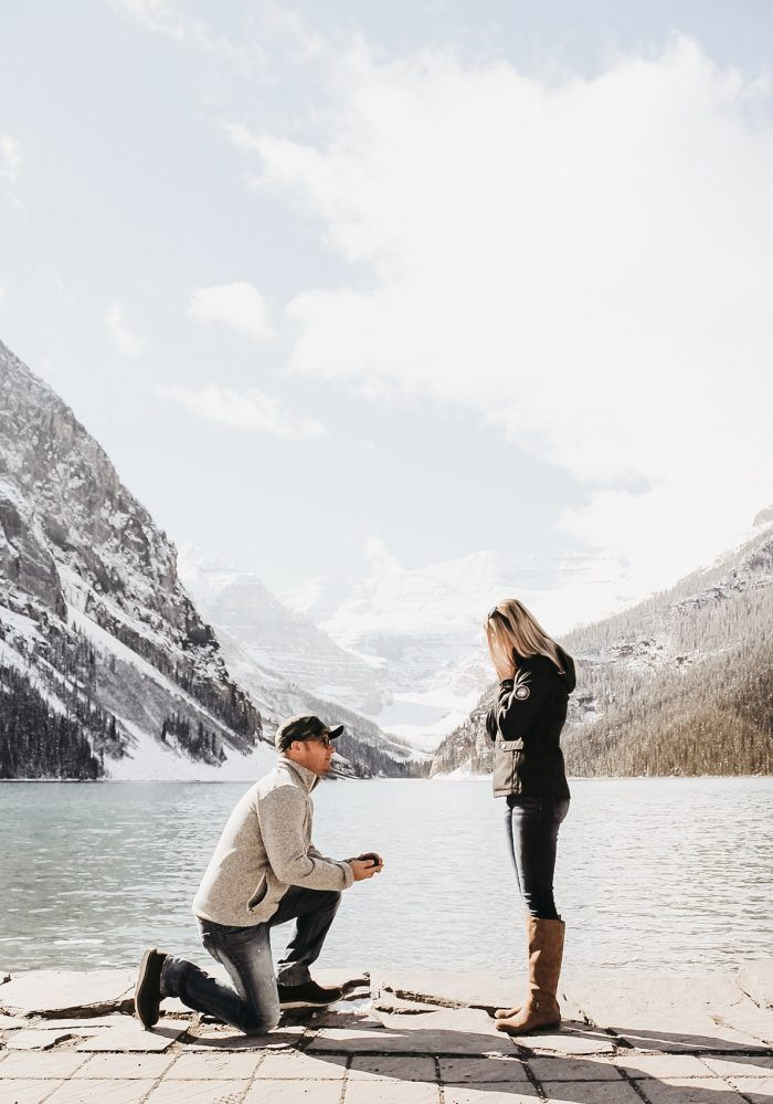 Brea and Bryan's Proposal on The Knot's HowTheyAsked.com