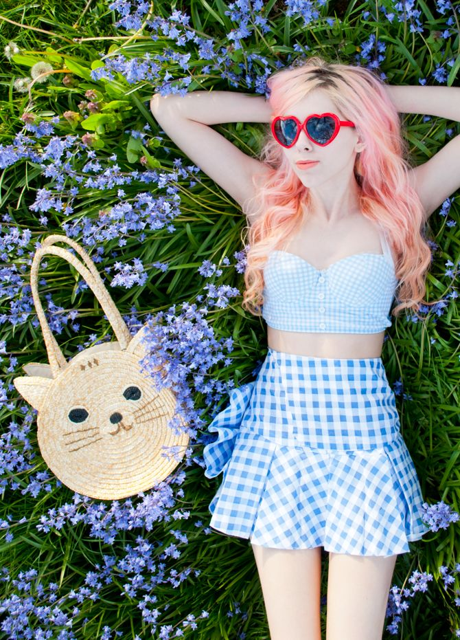 Picnic | Mermaidens - Musings of a Modern Mermaid: Picnic