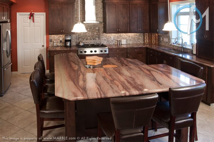 Exotic Stone Countertops : Best images about exotic pink granite countertops on