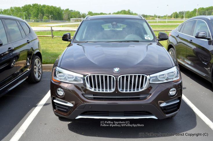 BMW X3 Facelift and X4 SAC spotted together - http://www.bmwblog.com/2014/04/29/bmw-x3-facelift-x4-sac-spotted-together/