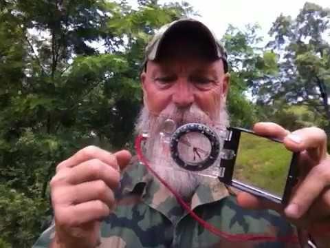 Long Term Rucksack - Compasses, Firestarting