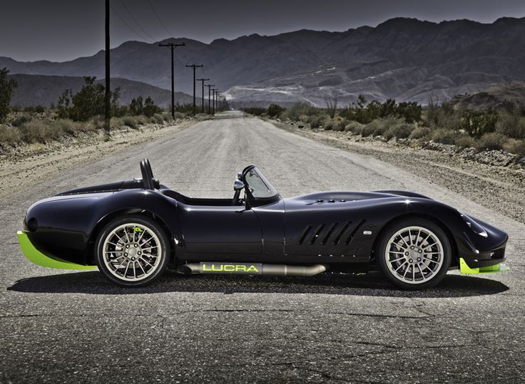 the lucra LC470 is a handbuilt, V8engined convertible