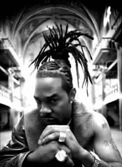 Busta back in the day