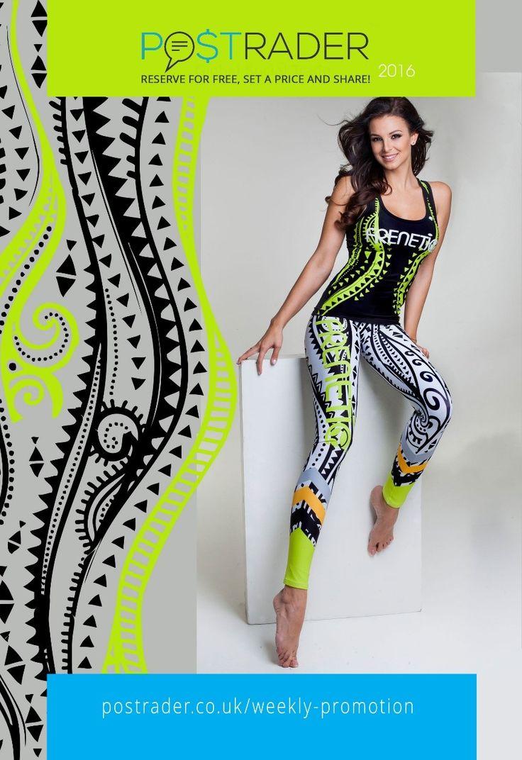Commence ta semaine en mode « Frenetic » ! Achète-toi un des vêtements de sport Frenetic ! Respirant, confortable à porter, agréable à toucher ! Tenu remarquable pour s'entrainer ou même pour tous les jours. :) https://postrader.fr/src-ip/weekly-promotion