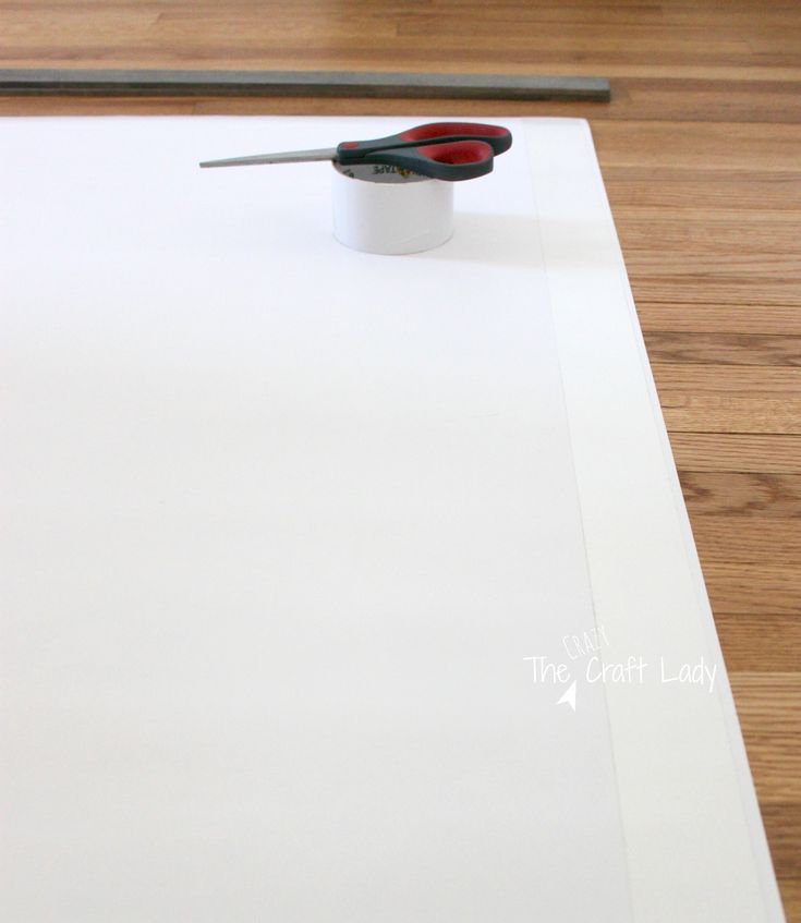 how to make a large poster frame for only 6