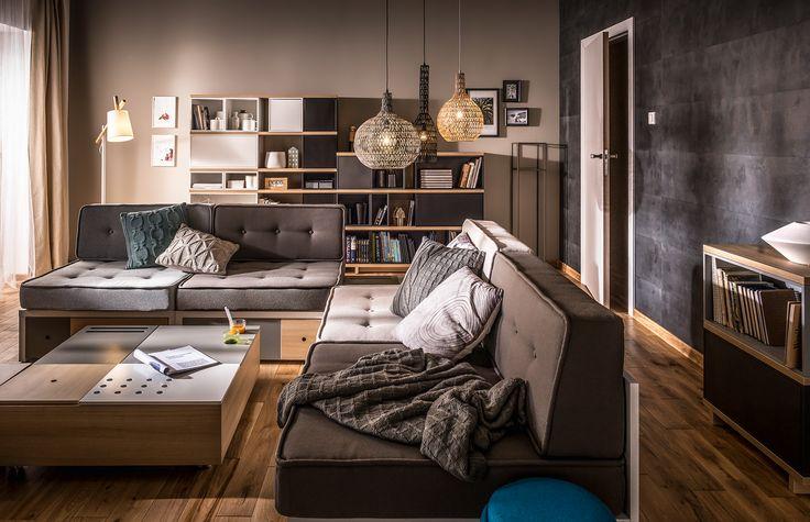 #vox #meble #ściana #balance #drzwi #modus #custom #salon #pokuj #livingroom #kreatywnewnetrze #wnetrze #wnętrza   #interior #interiorDesign