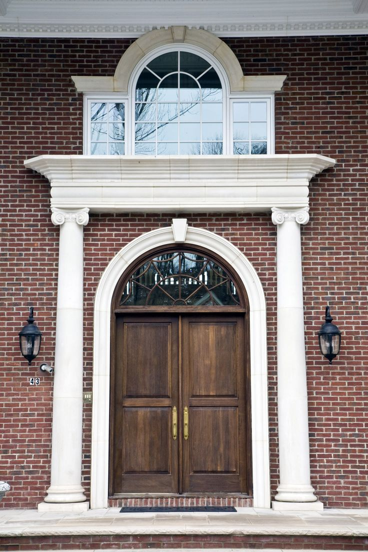 1000 Images About Cast Stone Window And Door Surrounds On Pinterest Legends Columns And