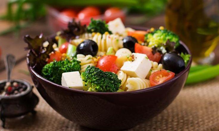 Salade de ROTINI à la Méditerranéenne... Un p'tit goût de REVENEZ-Y!!!
