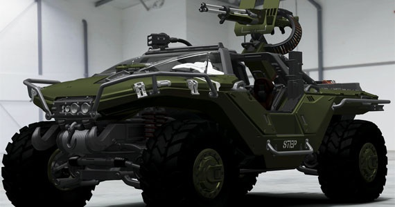 Real Life Halo Vehicles: Future Land Vehicle Of The Zombie Apocalypse