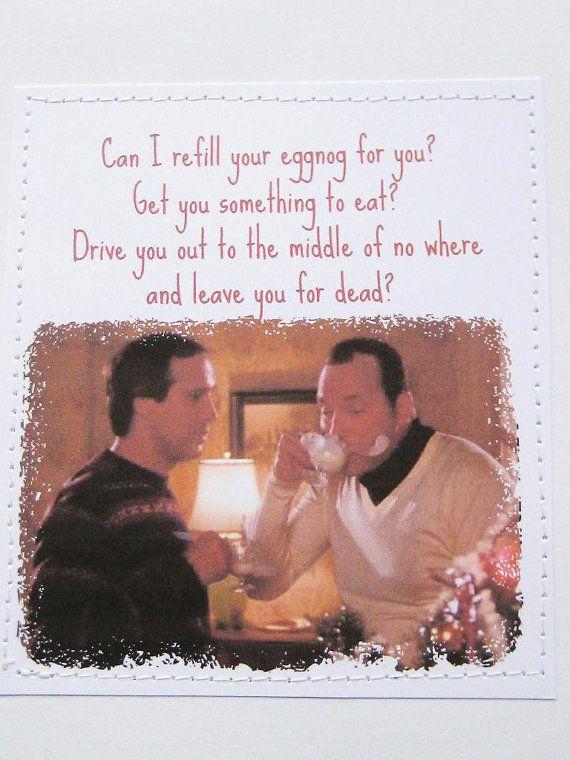Aww.... I'm alright Clark...one of my fav Christmas movies!!