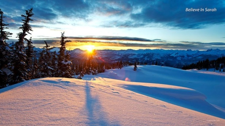 Whistler for skiing - fingers crossed I see this magical place again soon