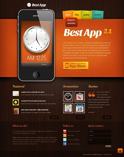 Design gets time... Get Template Espresso! That's Drupal #template // Regular price: $67 // Unique price: $4100 // Sources available: .PSD, .PHP #Drupal #Software #Development #Application #AppStore #IPhone #App