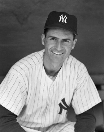 Jerry Coleman - former NY Yankee and  wonderful SD Padres announcer.